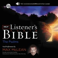 The Listener's Audio Bible - King James Version, KJV: New Testament - Max McLean
