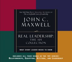 REAL Leadership: What Every Leader Needs to Know - John C. Maxwell