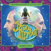 Jago & Litefoot - Series 05 - Justin Richards,Jonathan Morris,Marc Platt,Colin Brake