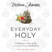 Everyday Holy - Melanie Shankle
