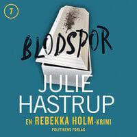 Blodspor - Julie Hastrup
