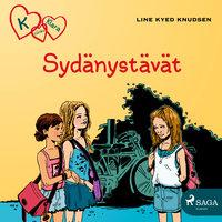 K niinku Klara 1 - Sydänystävät - Line Kyed Knudsen