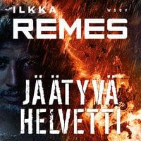 Jäätyvä helvetti - Ilkka Remes