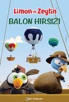 Balon Hırsızı - Limon ile Zeytin - Jeff Treves, Salih Memecan