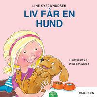 Liv får en hund - Line Kyed Knudsen