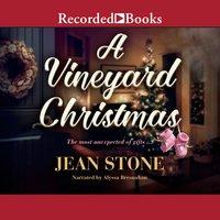 A Vineyard Christmas - Jean Stone