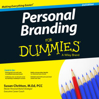 Personal Branding For Dummies - Susan Chritton
