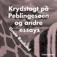 Krydstogt på Peblingesøen og andre essays - Grete Roulund
