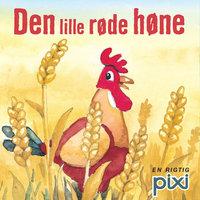 Den lille røde høne - Jan Mogensen
