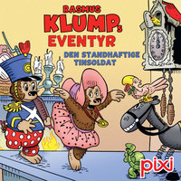 Rasmus Klumps eventyr: Den standhaftige tinsoldat - Carla Og Vilhelm Hansen