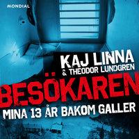 Besökaren : mina 13 år bakom galler - Theodor Lundgren, Kaj Linna