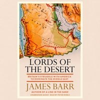 Lords of the Desert - James Barr