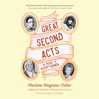 Great Second Acts - Marlene Wagman-Geller