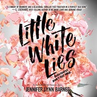 Little White Lies - Jennifer Lynn Barnes