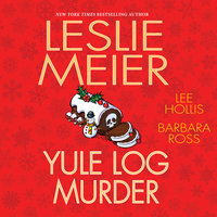 Yule Log Murder - Lee Hollis