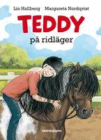 Teddy på ridläger - Lin Hallberg