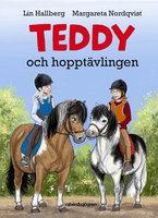 Teddy och hopptävlingen - Lin Hallberg