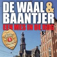 Een mes in de rug - Simon de Waal, Ab Baantjer
