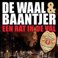 Een rat in de val - Baantjer,Simon de Waal
