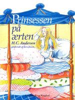 Prinsessen på ærten - H.C. Andersen, Jørn Jensen