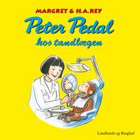 Peter Pedal hos tandlægen - H.A. Rey