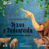 Jezus z Judenfeldu. Alpejski przypadek księdza Grosera - Jan Grzegorczyk