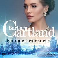 Flammer over sneen - Barbara Cartland