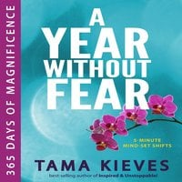 A Year Without Fear: 365 Days of Magnificence - Tama Kieves
