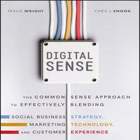 Digital Sense - Chris J. Snook,Travis Wright
