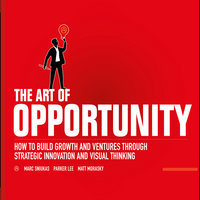 The Art of Opportunity: How to Build Growth and Ventures Through Strategic Innovation and Visual Thinking - Parker Lee, Matt Morasky, Marc Sniukas