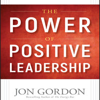 The Power of Positive Leadership: How and Why Positive Leaders Transform Teams and Organizations and Change the World - Jon Gordon