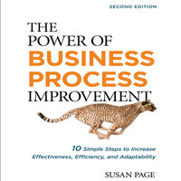 The Power of Business Process Improvement 2nd Edition - Susan Page