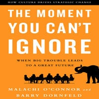 The Moment You Can't Ignore: When Big Trouble Leads to a Great Future - Barry Dornfeld, Malachi O'Connor