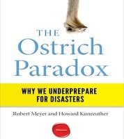 The Ostrich Paradox: Why We Underprepare for Disasters - Howard Kunreuther, Robert Meyer
