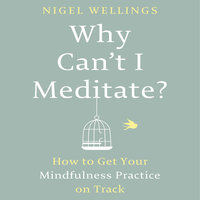 Why Can't I Meditate?: How to Get Your Mindfulness Practice on Track - Nigel Wellings