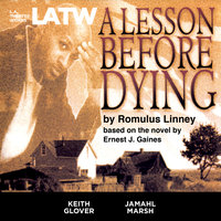 A Lesson Before Dying - Ernest J. Gaines,Romulus Linney