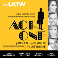 Act One - Moss Hart, James Lapine