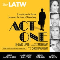 Act One - Moss Hart,James Lapine
