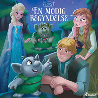 Frost - Nordlysets magi - En modig begyndelse - Disney