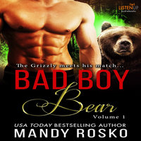 Bad Boy Bear Vol. 1 - Mandy Rosco