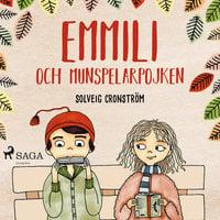 Emmili och munspelarpojken - Solveig Cronström
