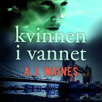 Kvinnen i vannet - A.J. Waines