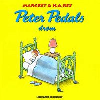 Peter Pedals drøm - H.A. Rey