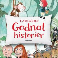 Carlsens godnathistorier - H.C. Andersen, Brødrene Grimm, Kim Fupz Aakeson, Per Sanderhage, Jan Mogensen