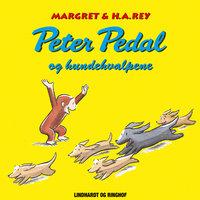 Peter Pedal og hundehvalpene - H.A. Rey