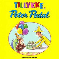 Tillykke, Peter Pedal - Margret Og H.a. Rey
