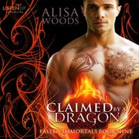 Claimed by a Dragon - Alisa Woods