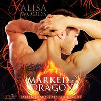 Marked by a Dragon - Alisa Woods