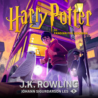 Harry Potter og fanginn frá Azkaban - J.K. Rowling