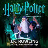 Harry Potter og blendingsprinsinn - J.K. Rowling